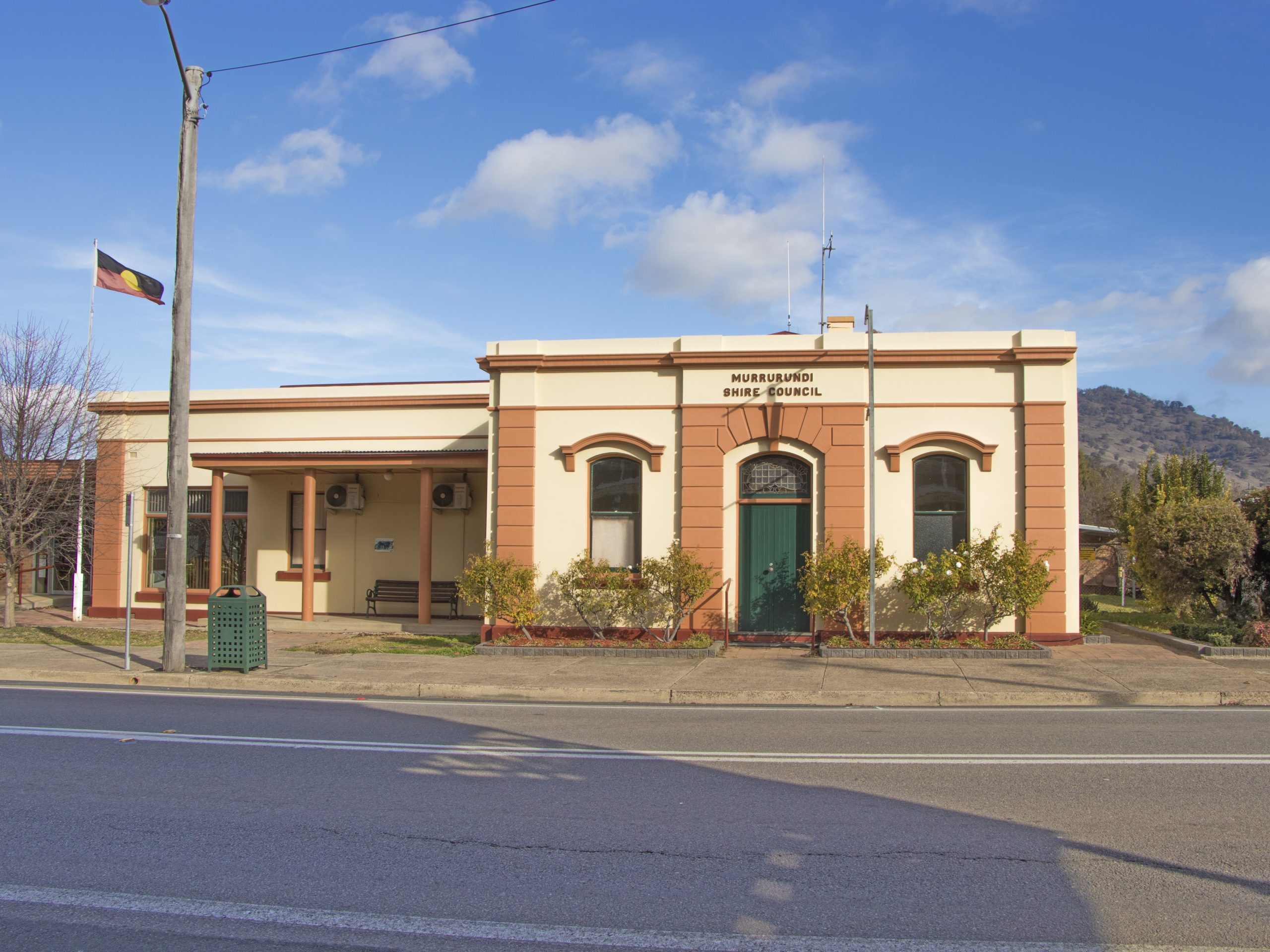 Murrurundi Library